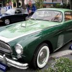 Vintage sedan, Monterey Auto Week