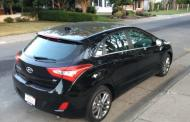 2016 Hyundai Elantra GT: Refreshed, roomy, rough ride