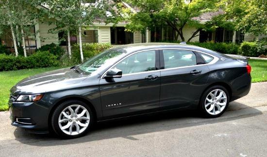 CAR REVIEW: 2014 Chevrolet Impala: Best Ever
