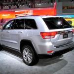 New Jeep, 2012 LA Auto Show