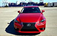 Lexus IS sedans for 2014: New design, new technology, wicked new grille