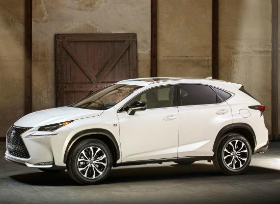 The 2015 Lexus NX is the carmaker's latest effort to attract younger buyers.