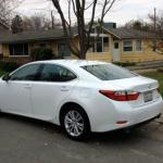 The 2015 Lexus ES 350 offers luxury at an affordable price.