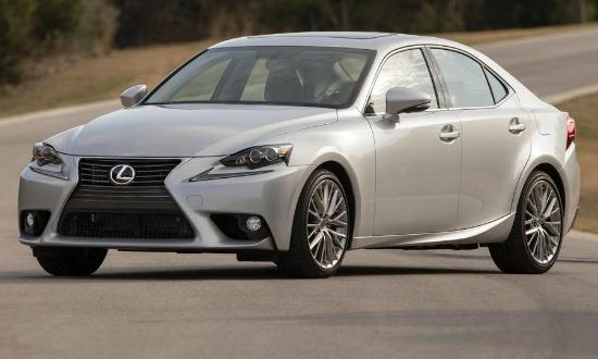 2014 Lexus IS has luxury and sportiness.