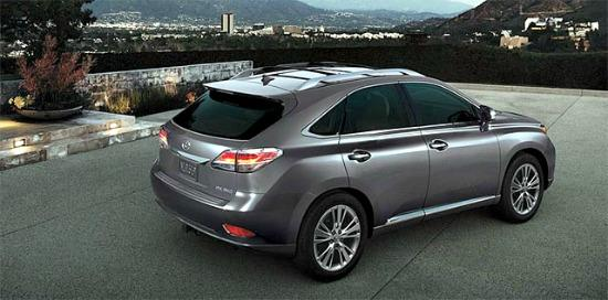 Superb The 2014 Lexus RX 450h Is An Ideal Luxury Family Vehicle.