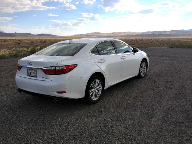2015 Lexus ES 350: Perfect sedan for a 2,000-mile desert trek 2