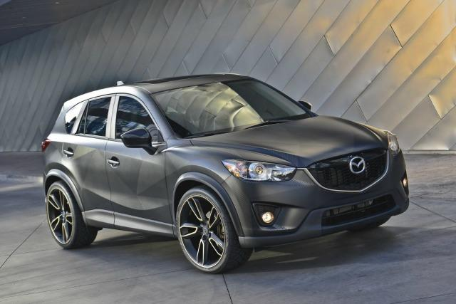 The 2015 Mazda CX-9 offers a sporty appeal and room for seven.