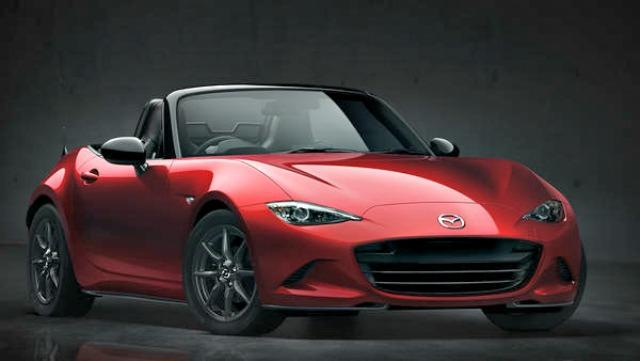 PREVIEW: 2016 Mazda MX-5, longer, lighter 1