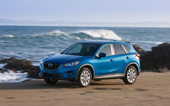 The 2015 Mazda CX-5 is Car and Driver's best compact SUV.