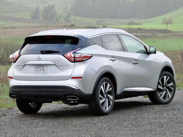 2015 Nissan Rogue: Versatile SUV Keeps Improving 6