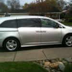 The 2012 Honda Odyssey is one of the best used cars on the market.
