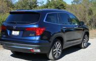 2016 Honda Pilot:  New inside, out for top-level SUV