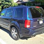 Honda Pilot, 2013: Workhorse in tough SUV segment 1