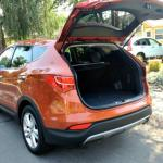 The 2013 Hyundai Santa Fe is a ne new design