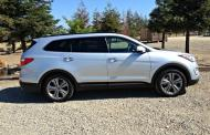 Driving the Tour of California #1: On the way to San Diego in a Hyundai Santa Fe