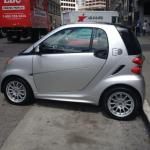 The 2013 Smart Fortwo EV is more efficient in 2013