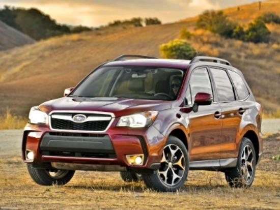 Motor Trend: 2014 Subaru Forester SUV of the Year 2