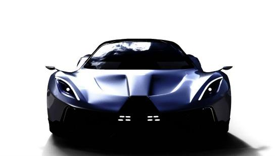 Hello, Tesla, welcome the 2,400 hp SP-200 SIN supercar 1