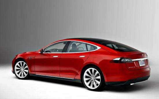 The Telsa Model S has been awarded NHTSA's highest raring.