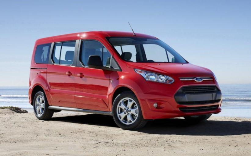 Ford Transit Connect 2014: More cargo space, more passenger friendly