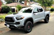 2017 Toyota Tacoma TRD PRO: Ruggedness defined