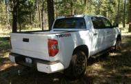 2014 Toyota Tundra: New design, rugged but carlike