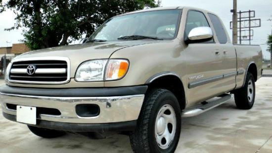 Toyota Tundra among best used cars under $8,000.