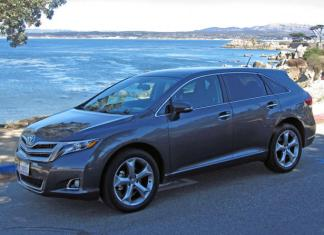 The 2014 Toyota Venza AWD trim has 20-inch wheels.