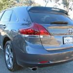 The 2014 Toyota Venza has an automatic rear hatch opener.