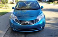 CAR REVIEW: 2014 Nissan Versa Note: Roomy, good value