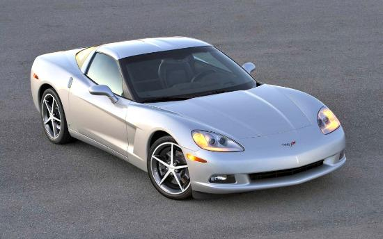 The 2013 Chevrolet Corvette was names Road & Track's performance Car of the Year.