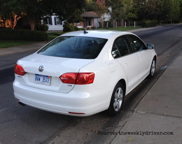 The 2014 Volkswagen TDI is among the cars with false emission test numbers.