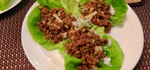 PF Chang-y Lettuce Wraps