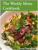 The Weekly Menu Cookbook Cover (small)