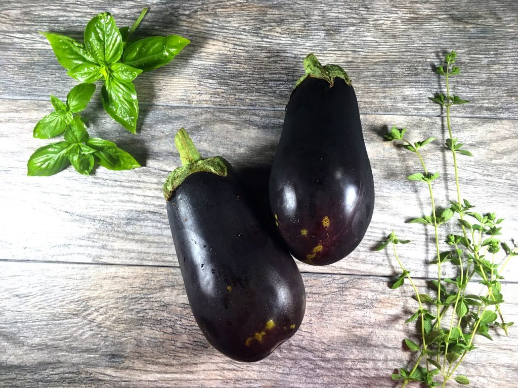 Summer is the Season for Beautiful Eggplants