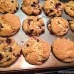 gluten-free recipe for blueberry muffins
