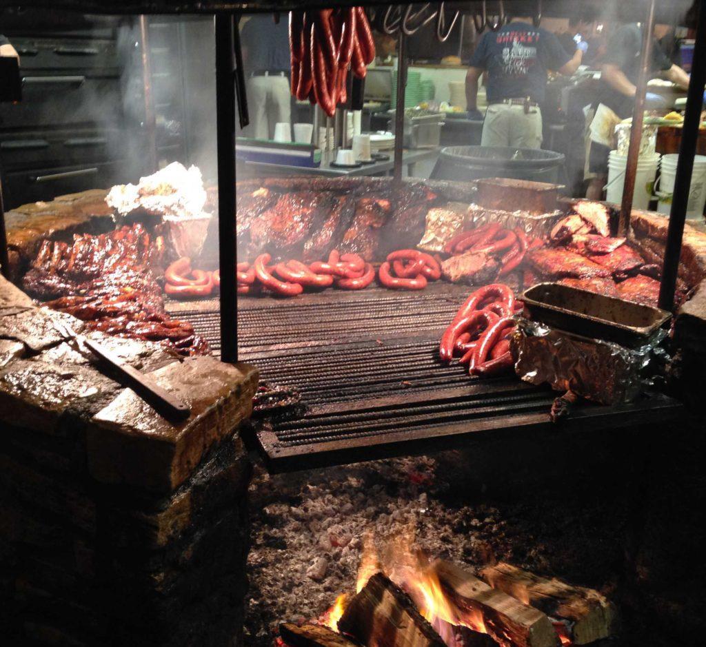 gluten-free BBQ in Austin