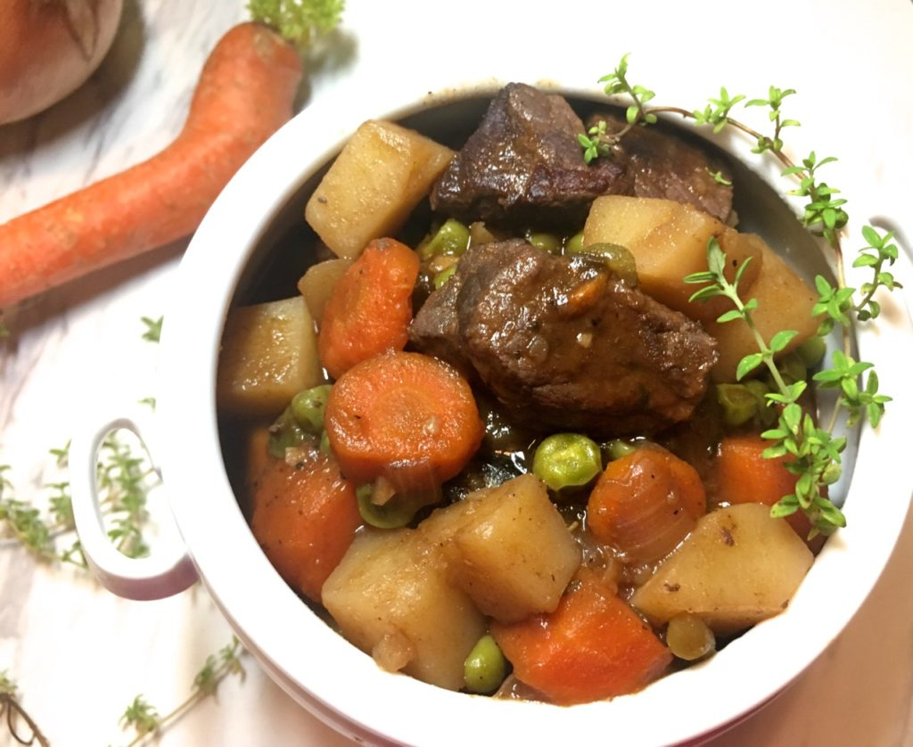 Classic Beef Stew, Gluten-Free and Dairy Free Recipe