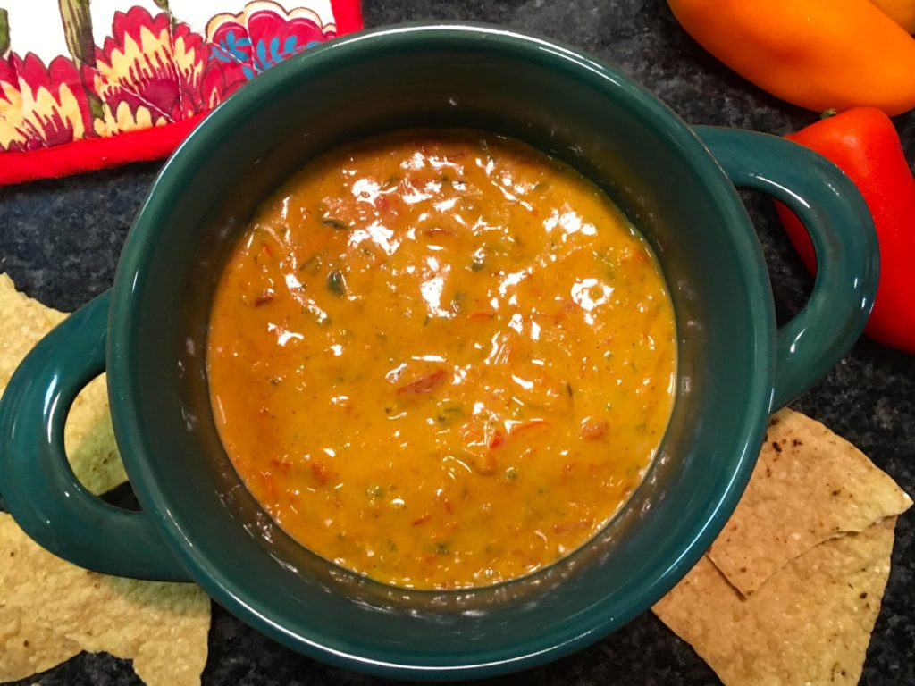 Faux Queso - gluten-free and dairy-free