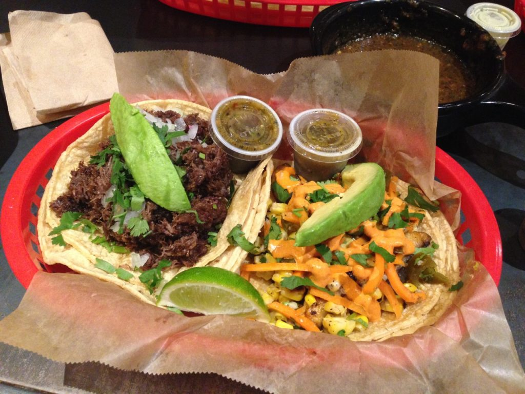 gluten free restaurants in central, east and south Austin - Torchy's Tacos