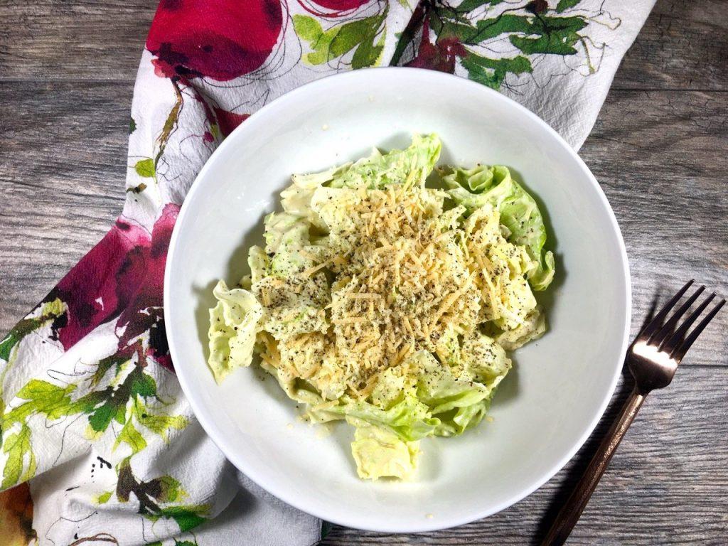 Homemade Caesar Salad Dressing | Gluten-Free