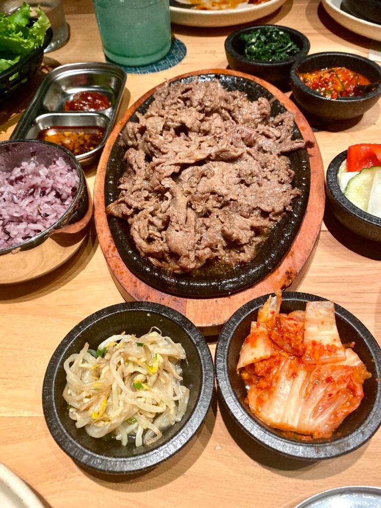 Oseyo Beef Bulgogi