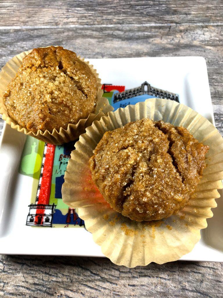 Gluten-Free, Dairy-Free Sorghum Millet Banana Muffins