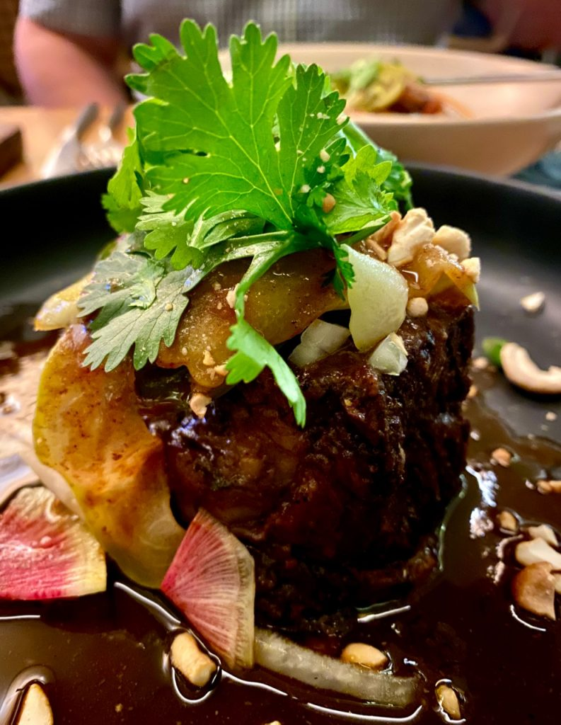 incredibly delicious barbacoa short rib at ATX Cocina in Austin and more links to gluten-free restaurants in Austin