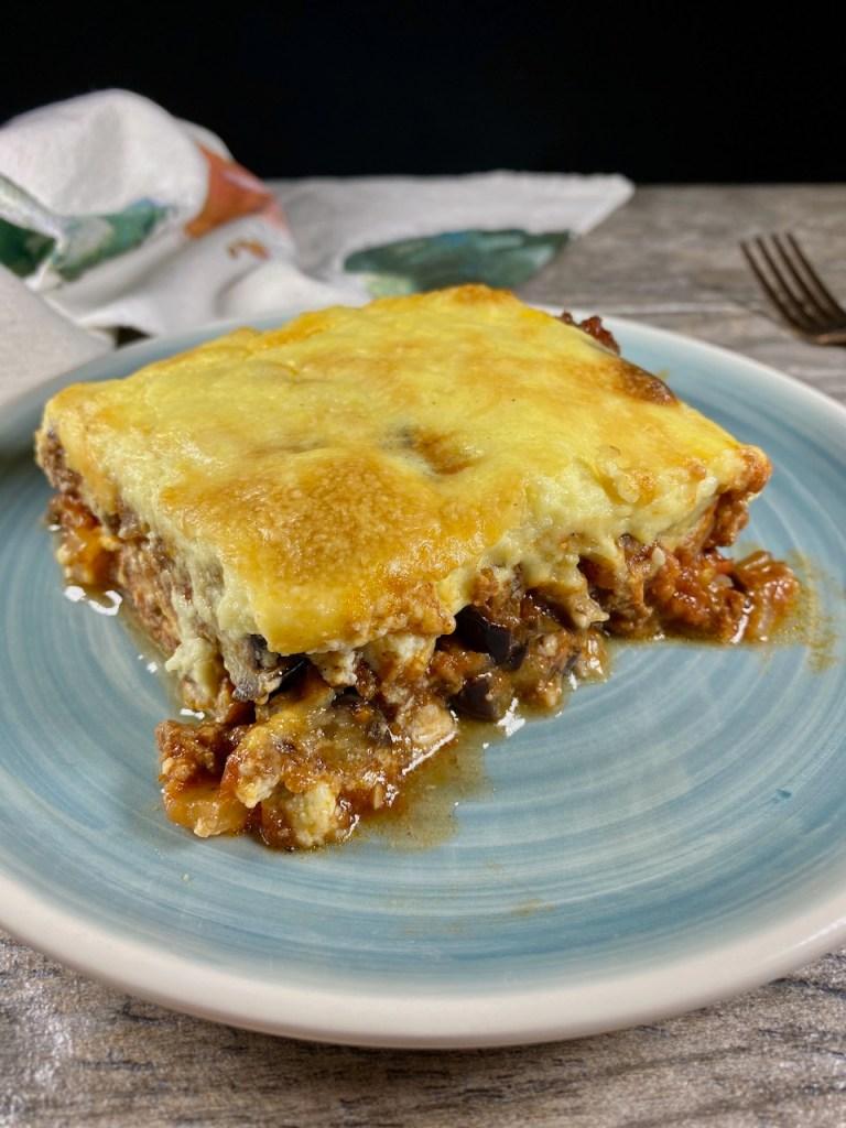 Gluten-Free Greek Moussaka