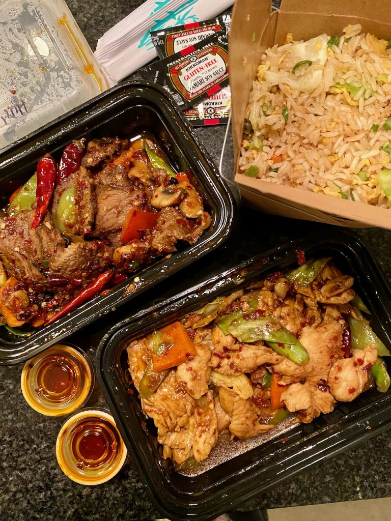 Austin Gluten-Free Curbside Chinese Delivery from Wu Chow