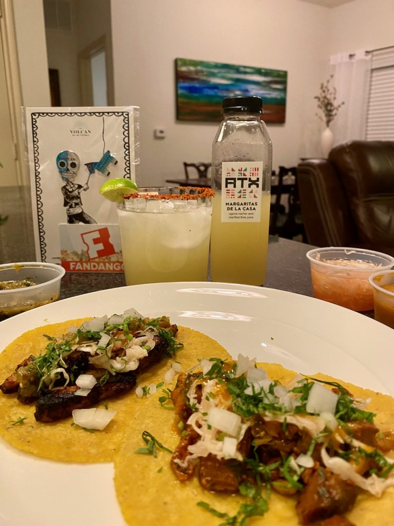 ATX Cocina Gluten-Free Taco Kits and Margaritas