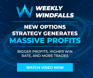 Weekly Windfalls