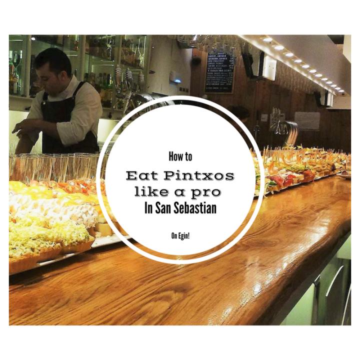 Eat Pintxos like a pro