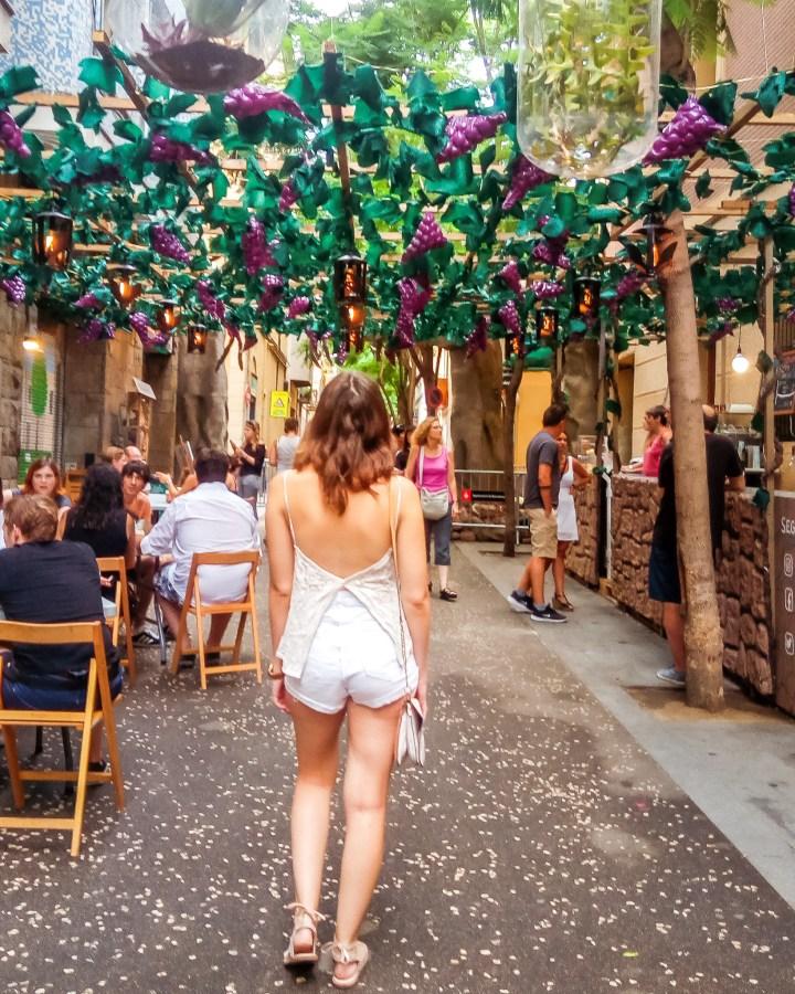 The Gracia Festival, Barcelona!